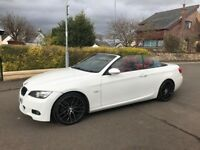 Bmw 320d msport covertiable 2008 ,,,,, stunning car ,,,,,,
