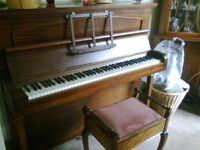 PIANO. FREE TO GOOD HOME!
