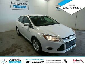 2013 Ford Focus SE SEDAN / WARRANTY /SALE PRICED-12995