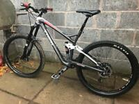 Trek remedy 9.8 carbon enduro bike