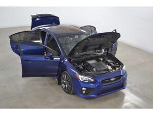 2016 Subaru WRX Sport-Tech GPS*Cuir*Toit Ouvrant* Manuelle