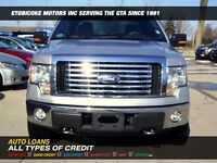 2010 Ford F-150 XLT 4X4 SUPER CAB