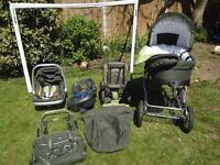 Emmaljunga Edge Pram /Pushchair
