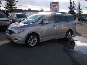 2013 Nissan Quest Auto |Back UP CAM |Leather