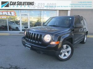 2011 Jeep Patriot Sport/North - SUNROOF
