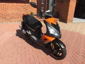 Peugeot Speedfight 50 cc moped