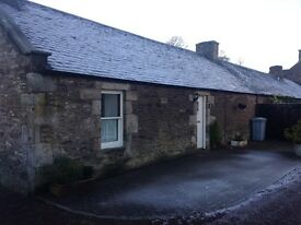 Beautifully presented 1 bedroom cottage to rent. Lanark