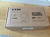 Action camera Brand new
