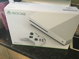 XBOX ONE SLIM WHITE 1tb