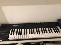 Alessis VI49 midi keyboard