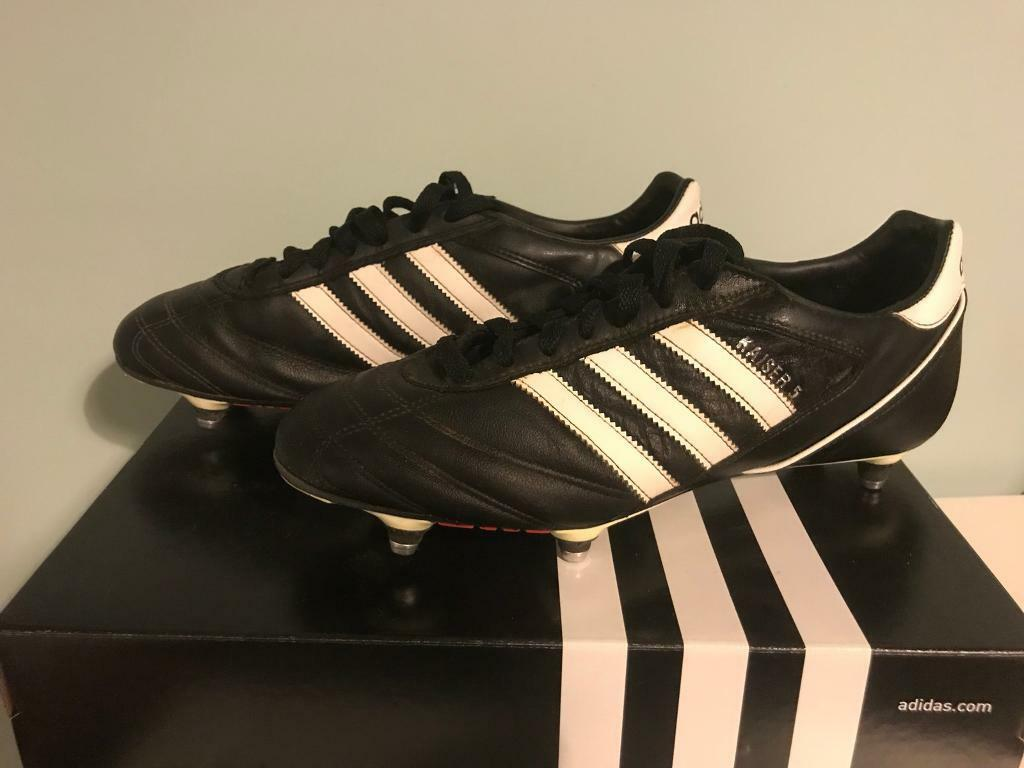 best cheap fc45c d8240 Adidas kaiser 5 football boots size 9 (similar to world cups)