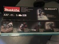 Makita 18v set kit brand new !!!!