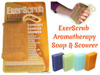 ExerScrub Aromatherapy Soap & Scourer