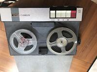 Vintage Phillips Reel to Reel Recorder/Player