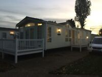 fanstatic 48ft supper loge for rent the spring and summer from only £275 per week