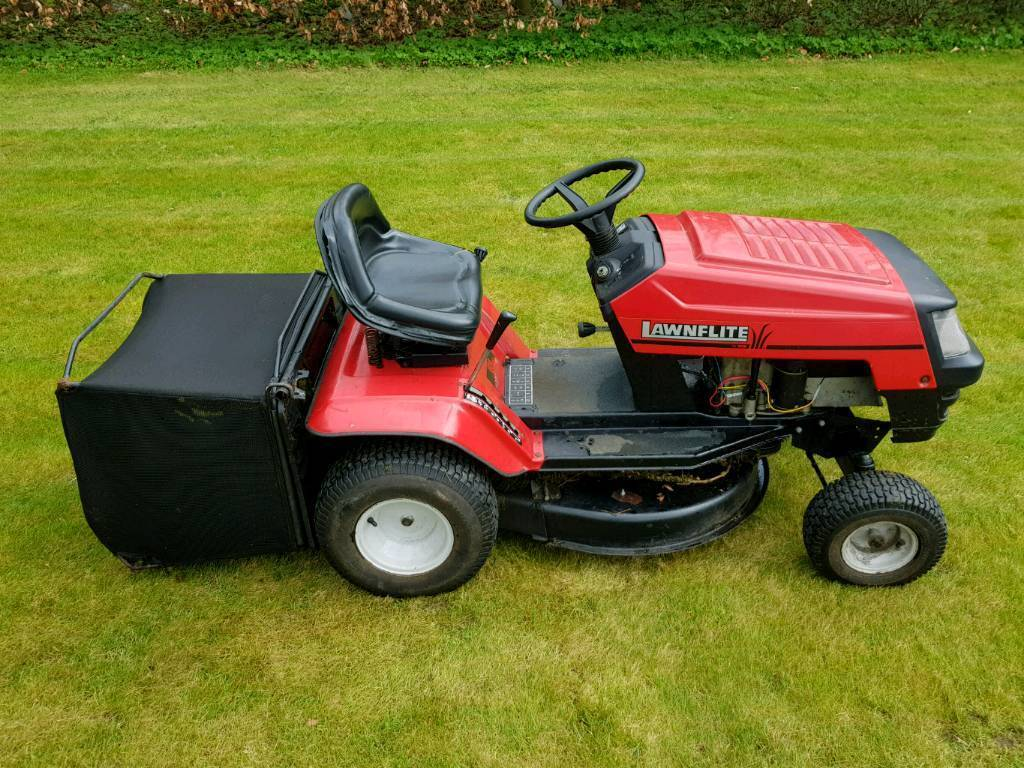 Mtd Lawnflite 604 Ride On Mower Breaking For Spares In
