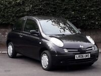 MOT 05/19 - NISSAN MICRA 1.2 E - NEW DISCS PADS AND SERVICE