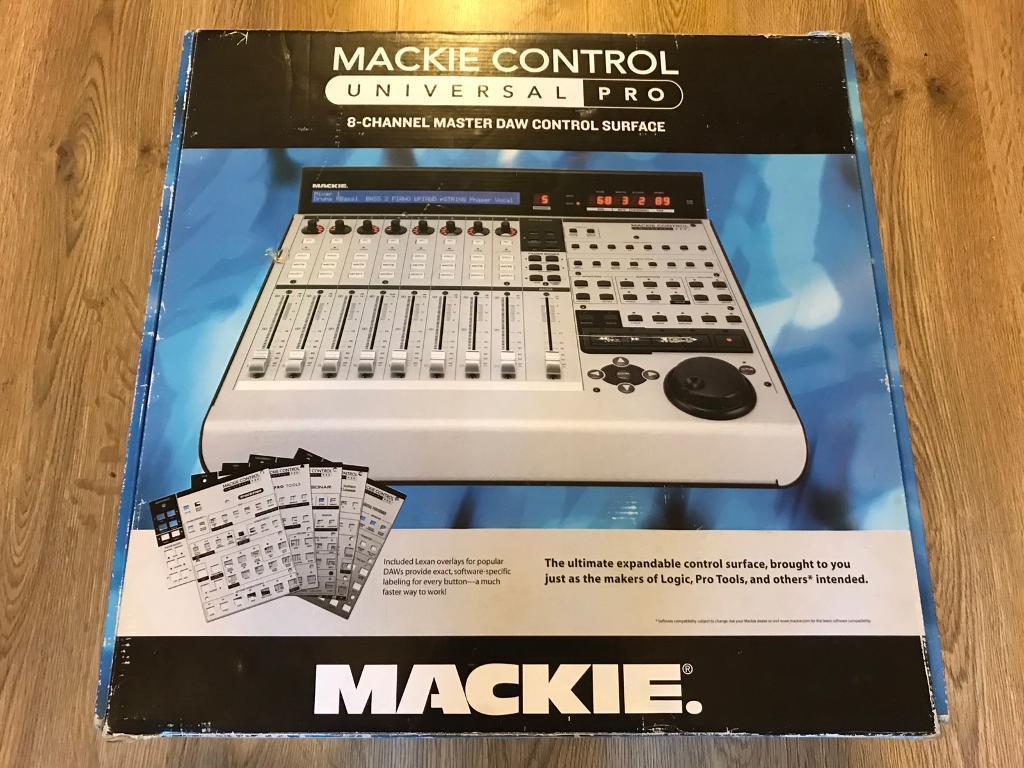 Mackie MCU Pro