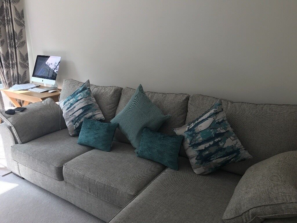 M&S 3 Seater Chaise Sofa (2016)