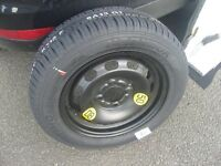 """Space Saver Tyre 14"""" (New) for Ford Fiesta"""