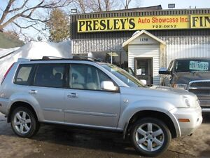 2006 Nissan X-Trail LE A/C Heated Leather Sunroof SUV
