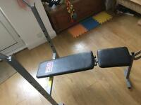 Weights bench £10