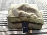 ARMANI JEANS grey/green Hooded Sweatshirt Size M BNWT