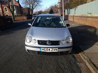 vw polo 54 plate new mot no advisories been well looked after