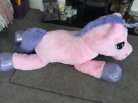 Extra Large Unicorn Teddy