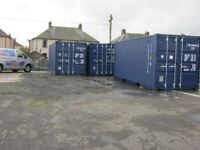 NEW 20ft ONE TRIP SHIPPING CONTAINER'S FOR SALE SCOTLAND AT OUR GRANGEMOUTH DEPOT !! portable cabin