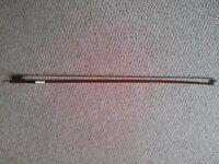 pernambuco violin bow