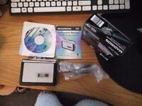 maginon portable cassette