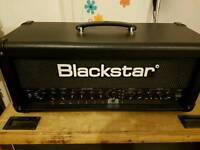 blackstar ID60 amp head and footswitch £250