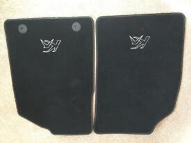 AS NEW FORD KA FLOOR MATS