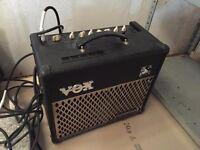 Vox vt 15 guitar amp