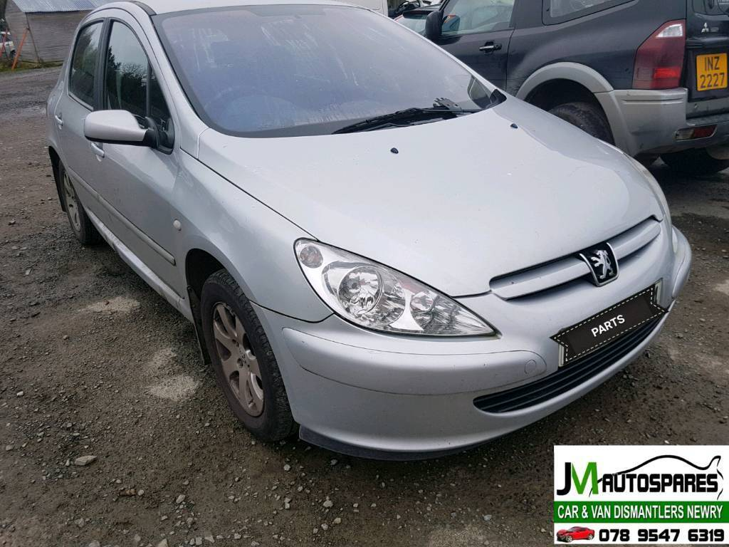 01-08 Peugeot 307 ***PARTS AVAILABLE ONLY