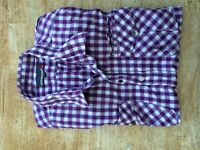 Men's duck and cover shirt