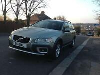 VOLVO XC70 2.4 5dr MANUAL 2008 - Private number Included! £5175