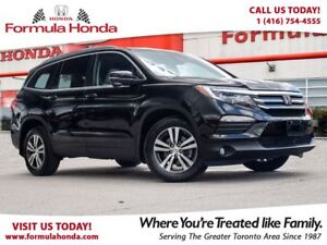 2017 Honda Pilot EX-L WITH ONLY 746KM LIKE NEW