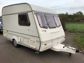 Lightweight Touring Caravan (850kg) Many Extras, Shower/Cassette Toilet