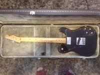 Fender Telecaster Custom 72 MIM