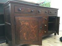 Welsh Dresser Oak 19th Century N Wales