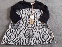 baby girl river island dress 3-6 months bnwt antrim