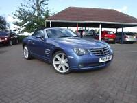CHRYSLER CROSSFIRE 3.2 V6 Auto (blue) 2005