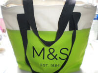 M & S COOL BAG (NEW)
