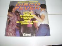 Various ‎– Disco Fever VINYL NE1014