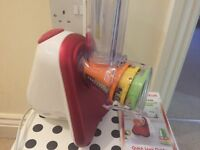 Tefal Fresh Express Slicer As New