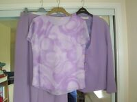 Jacque Vert Lilac Mother of the Bride/groom or special occasion outfit
