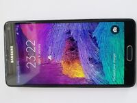 Samsung Note 4 - Perfect Condition - UK Phone - All Networks - 2x Cases - Box - NO SCRATCHES