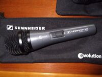 Sennheiser Microphones & Cables